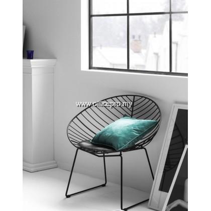 IPMDC-27 Oxygen Round Metal Chair