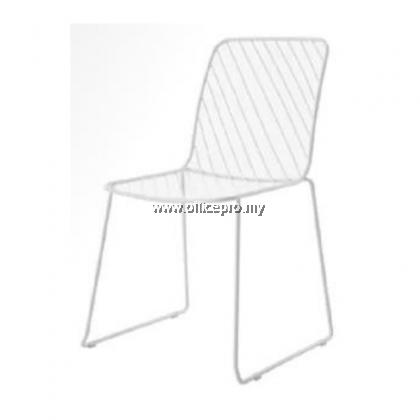 IPMDC-25 Almeria Metallic Metal Chair