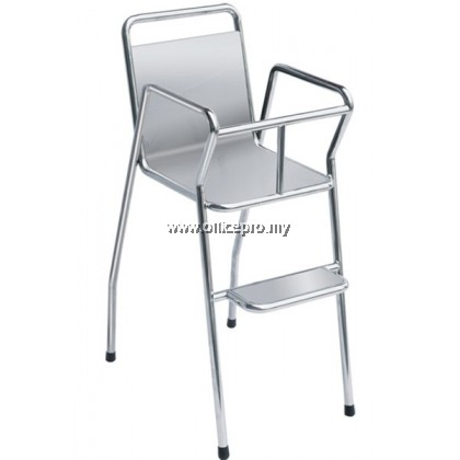IP-BC1 Stainless Steel Baby Chair