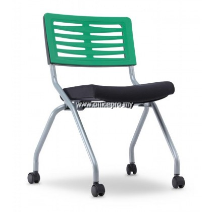 IPAXIS-2S Foldable Chair With Castor