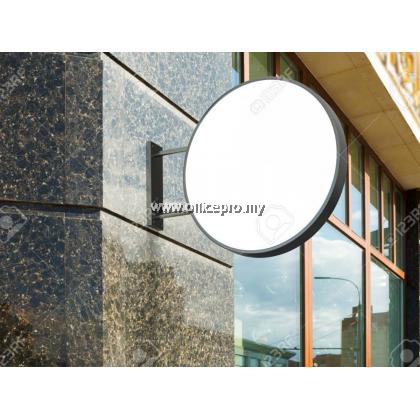IPSB5-Round Shape Light Box