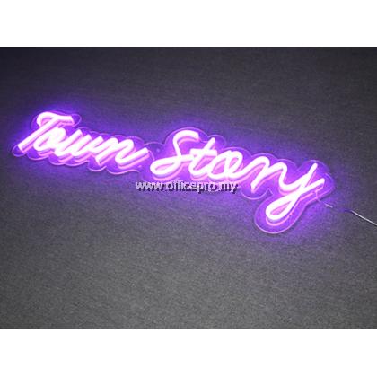 IPSB7-Neon LED Bar Signage