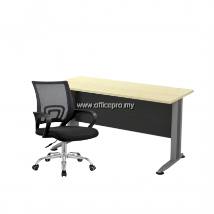 Office Standard Table With LowBack Chair