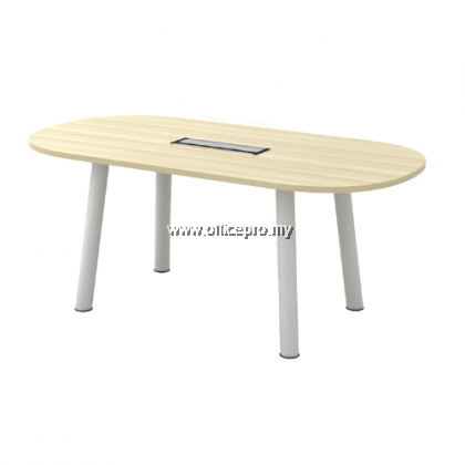 IPBO Oval Conference Table