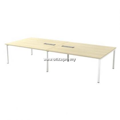 Rectangular Conference Table c/w Matrix U Leg I Meeting Table I IPSVB
