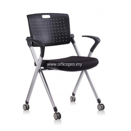 IPCL-339 - Foldable Chair With Castor