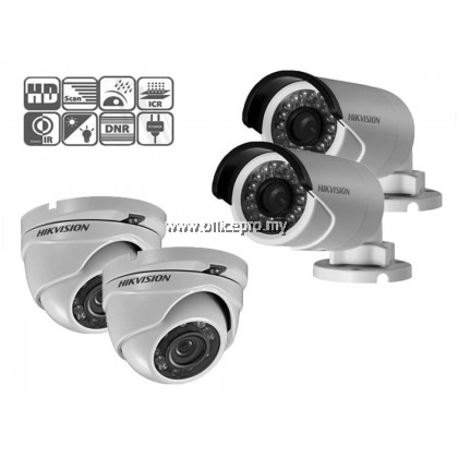 CCTV 4 Channel Package
