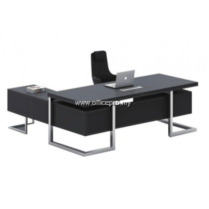 Director Table l Leather Surface Table l IPPB-18