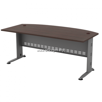 IPQMB-180A Curve-Front Executive Table