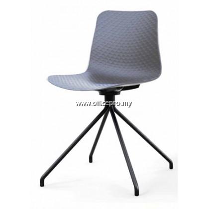 IPE-05 Elon Castor Black Chair