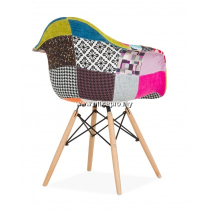 IPDC-32 DAW Patchwork Designer Chair