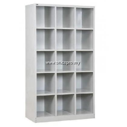 IPS-405 15 Pigeon Holes Cabinet