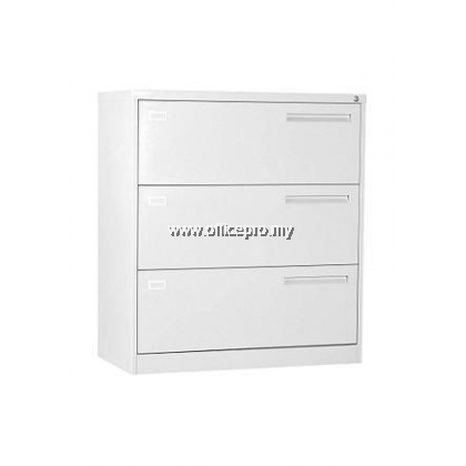 IPS-133 3 Drawer Lateral Filing Cabinet