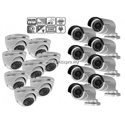 CCTV 16 Channel Package