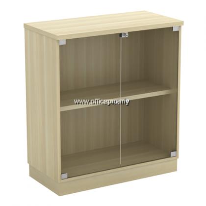 IPQ-YG 9 Swinging Glass Door Low Cabinet