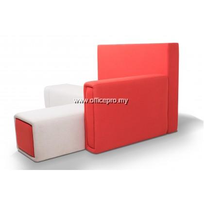 IPLP-1126 Lampone Modern Designer Sofa