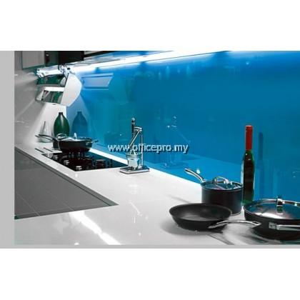 IPGS-6 6mm Tempered Color Glass Splashbacks