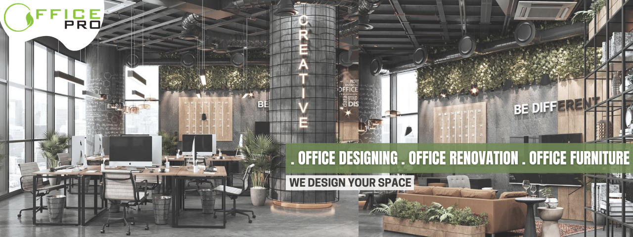 Office Design One Stop Solution